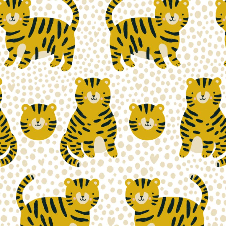 veronique de jong baby tigers