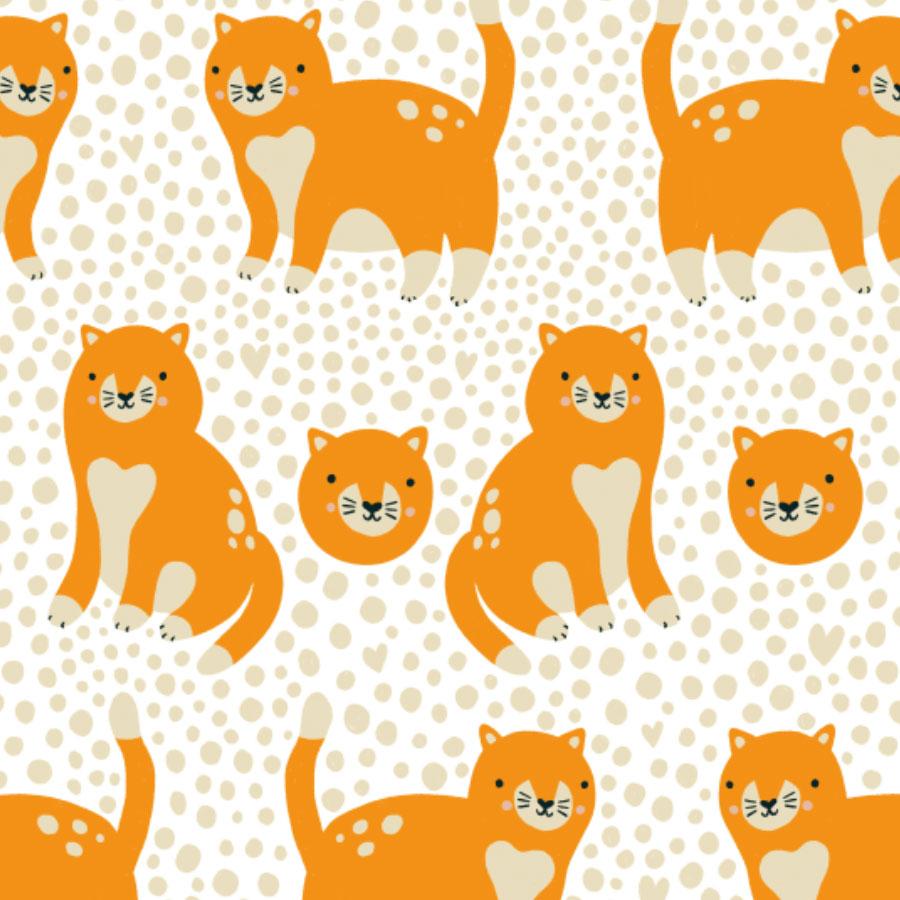 Baby Animals Apparel veronique de jong baby cats apparel nursery design cute